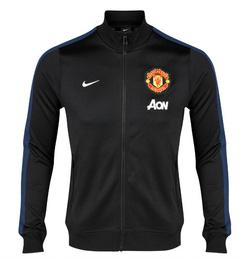 Ảnh số 23: áo khoác manchester đen kẻ xanh - Giá: 190.000