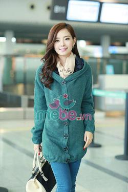 Ảnh số 45: Áo khoác len bầu thời trang JH 009 - Giá: 285.000