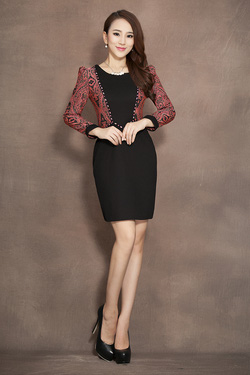 Ảnh số 65: Đầm dạ hội Roy-16012 - Giá: 1.400.000
