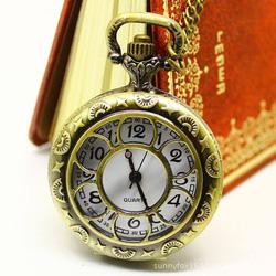 Ảnh số 38: DCDH 139_Đồng hồ quả quýt bông hoa (ĐK : 4cm) - Giá: 120.000