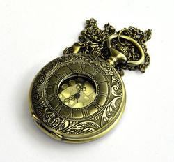 Ảnh số 39: DCDH 140_Đồng hồ quả quýt La mã 001 (ĐK: 5cm) - Giá: 120.000