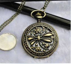 Ảnh số 41: DCDH 141_Đồng hồ quả quýt chuồn chuồn (ĐK: 5cm) - Giá: 120.000
