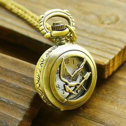 Ảnh số 48: DCDH 123_Đồng hồ quả quýt chim ưng (ĐK: 2,8 cm) - Giá: 110.000