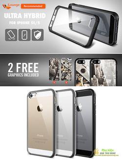 Ảnh số 7: Case iphone 5s SGP Ultra Hybrid - Giá: 550.000