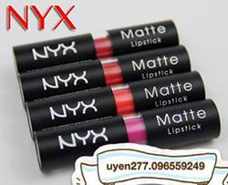 Ảnh số 21: Son nyX MATTE - Giá: 160.000