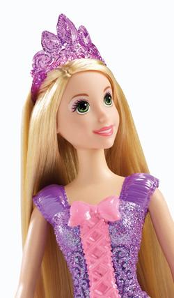 Ảnh số 5: (Disney Princess) Công chúa Rapunzel đội vương miện màu tím - Giá: 350.000