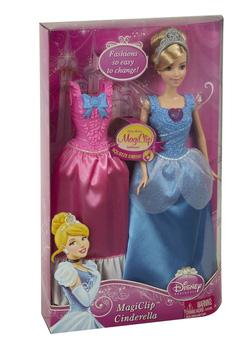 Ảnh số 11: (Disney Princess) Búp bê lọ lem và 2 bộ đầm thời trang - Giá: 350.000
