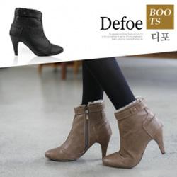 Ảnh số 8: Boot Nữ Cổ Thấp Đẹp - Giá: 10.000