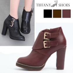 Ảnh số 38: Giày Boot Nữ Cao Gót Đẹp - Giá: 10.000