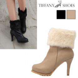 Ảnh số 39: Giày Boot Nữ Cao Gót Đẹp - Giá: 10.000