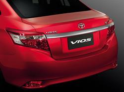 Ảnh số 6: Toyota Vios - Giá: 561.000.000