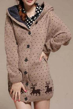 Ảnh số 61: Áo len giáng sinh/ Size: S, M, L / Màu: Trắng, Vàng, Xanh da trời, Xám / Xuất xứ Made in Korea - Giá: 350.000