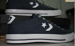 Ảnh số 58: One Star Pro Vải 2 màu ( xanh Navy + Đen) - Giá: 350.000