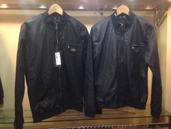 Ảnh số 85: Áo da DOLCE 2 màu xanh, đen - Giá: 800.000