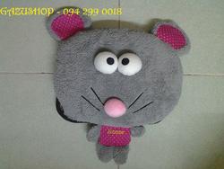 Ảnh số 52: túi chuột xám - Giá: 170.000