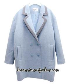 Ảnh số 3: áo măng tô - Giá: 390.000
