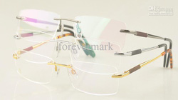 Ảnh số 96: Cartier eyewear glasses 3139903 Rimless Pure Titanium glasses - Giá: 850.000