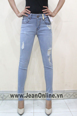 Ảnh số 94: Skinny Armani rách. Size 27, 28, 29, 30, 31 - Giá: 245.000