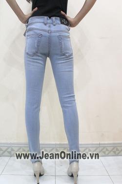 Ảnh số 98: Skinny Armani rách. Size 27, 28, 29, 30, 31 - Giá: 245.000