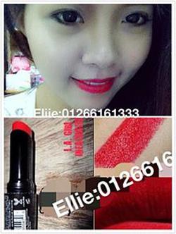 Ảnh số 70: Son LA Girl Luxury Creme Lip Color - Giá: 110.000