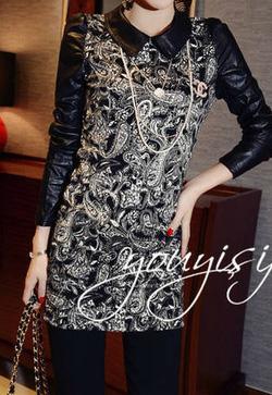 Ảnh số 14: MS 06: Áo khoác ren ngắn / Size: M, L / Màu: Xanh / Xuất xứ Made in Korea - Giá: 350.000