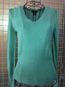 Ảnh số 11: Áo len xanh da trời (màu đậm hơn hình) - 50k - Giá: 50.000