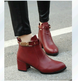 Ảnh số 57: Giày Boot bánh mì cực cá tính cho girls- NU 359-1tr6 - Giá: 1.600.000