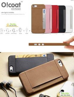 Ảnh số 37: Case iPhone 5s Ozaki pocket OC547 - Giá: 450.000