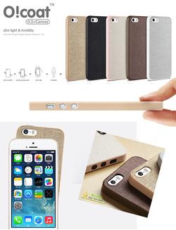Ảnh số 39: Case iPhone 5s Ozaki canvas OC543 - Giá: 450.000