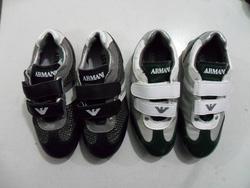 Ảnh số 45: GIÀY TRẺ EM HIỆU ARMANI thương hiệu nổi tiếng ITALIA, với chất liệu 100% bằng da thật mềm thoáng chân đem lai cho bé cảm giác thoải mái - Giá: 280.000