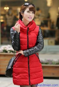 Ảnh số 34: Áo khoác nữ dáng dài Hàn Quốc 2014: AC3059 - Giá: 2.400.000