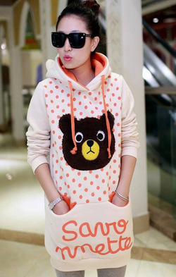 Ảnh số 89: Áo khoác nữ Hàn Quốc 2014: AK3033 - Giá: 700.000