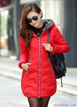 Ảnh số 98: Áo khoác nữ dáng dài Hàn Quốc 2014: AC3040 - Giá: 2.000.000