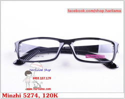 Ảnh số 11: Gọng Kính Nhựa, Kính Nhựa Dẻo, Gọng Nhựa Dẻo Minzhi Tr90 - Giá: 120.000