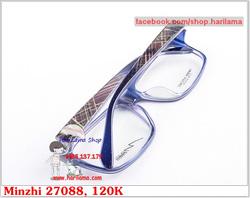 Ảnh số 35: Gọng Kính Nhựa, Kính Nhựa Dẻo, Gọng Nhựa Dẻo Minzhi Tr90 - Giá: 120.000
