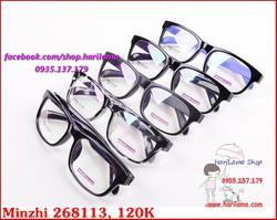 Ảnh số 45: Gọng Kính Nhựa, Kính Nhựa Dẻo, Gọng Nhựa Dẻo Minzhi Tr90 - Giá: 120.000