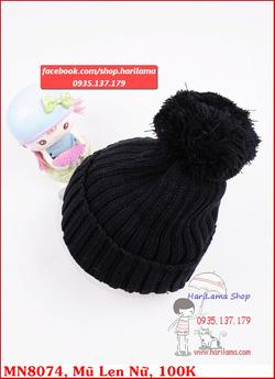 Ảnh số 14: Mũ len nữ đẹp - Giá: 123.456.789