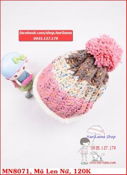 Ảnh số 25: Mũ Nữ, Mũ Len Nữ, Mũ Nữ Style Hàn, Mũ Nữ kiểu Hàn Quốc, Mũ Nữ ở Hà Nội - Giá: 123.456.789