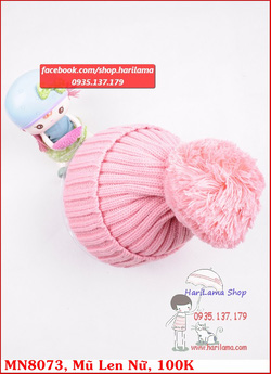 Ảnh số 27: Mũ Nữ, Mũ Len Nữ, Mũ Nữ Style Hàn, Mũ Nữ kiểu Hàn Quốc, Mũ Nữ ở Hà Nội - Giá: 123.456.789