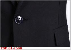 Ảnh số 38: Áo Vest Nam, Áo Vest Nam Style Hàn, Vest Cưới, Vest TSD MS01 - Giá: 750.000