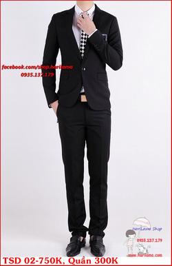 Ảnh số 45: Áo Vest Nam, Áo Vest Nam Style Hàn, Vest Cưới, Vest TSD MS02 - Giá: 750.000