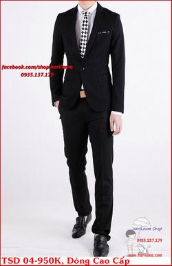Ảnh số 50: Áo Vest Nam, Áo Vest Nam Style Hàn, Vest Cưới, Vest TSD MS04 - Giá: 750.000