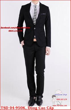 Ảnh số 53: Áo Vest Nam, Áo Vest Nam Style Hàn, Vest Cưới, Vest TSD MS03 - Giá: 750.000
