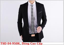 Ảnh số 54: Áo Vest Nam, Áo Vest Nam Style Hàn, Vest Cưới, Vest TSD MS04 - Giá: 750.000