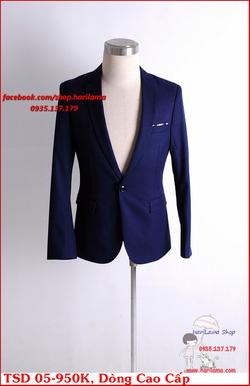 Ảnh số 56: Áo Vest Nam, Áo Vest Nam Style Hàn, Vest Cưới, Vest TSD MS05 - Giá: 950.000