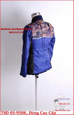 Ảnh số 57: Áo Vest Nam, Áo Vest Nam Style Hàn, Vest Cưới, Vest TSD MS05 - Giá: 950.000