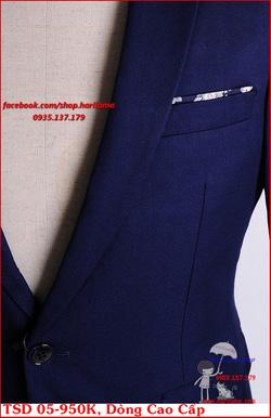 Ảnh số 58: Áo Vest Nam, Áo Vest Nam Style Hàn, Vest Cưới, Vest TSD MS05 - Giá: 950.000
