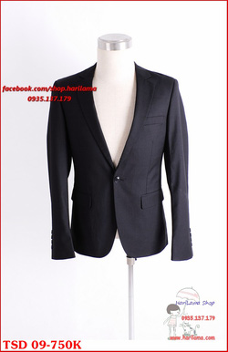 Ảnh số 64: Áo Vest Nam, Áo Vest Nam Style Hàn, Vest Cưới, Vest TSD MS09 - Giá: 750.000