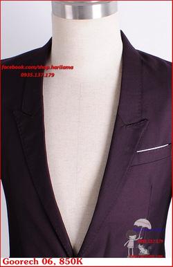 Ảnh số 92: Áo Vest Nam, Áo Vest Nam Style Hàn, Vest Cưới, Vest Goorech MS06, 850K - Giá: 850.000