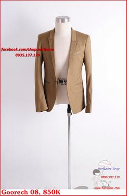 Ảnh số 94: Áo Vest Nam, Áo Vest Nam Style Hàn, Vest Cưới, Vest Goorech MS08, 850K - Giá: 850.000